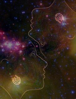 twin flame - World Spirit Gaia
